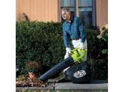 Sun Joe Blower Joe 3 IN 1 Electric Blower Vacuum Leaf Shredder SBJ604E 200 mph Air Speed AC Supply
