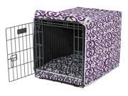 Lux Crate Cover - Purple Rain (2X Large: 48 x 30 x 33 in.)