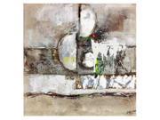 Crestview Contempt Canvas Wall Art 9SIA6DA5737862