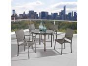 Urban Outdoor 5PC Dining Set