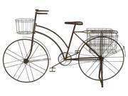 Antique Bicycle Planter