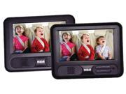 Mobile DVD Player with Additional Screen