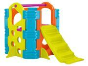 Climb and Slide in Vibrant