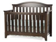 4 in 1 Lifetime Convertible Crib in Slate Finish