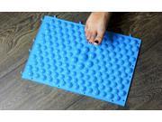 Sole Relief Reflexology Mat - Blue