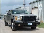 Ranch Hand FSG08HBL1 Summit Series Front Bumper Replacement 07 13 Sierra 1500