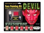 Devil Makeup Kit Wolfe Bros 9SIA2K30ZG7956
