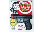 Double Agent Gun Plastic Toy