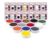 Color Cup Carded Clown White 9SIA2K30ZG3012
