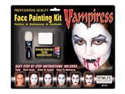 Vampiress Makeup Kit Wolfe Bothers 9SIA2K30ZX5473