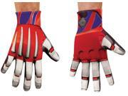 Optimus Prime Adult Gloves 9SIA0112YV5605