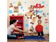 Cowboy Giant Wall Decals