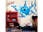 Bowling Giant Wall Decals