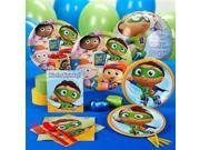 Super Why  Standard Party Pack - 8