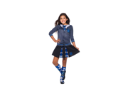 Harry Potter Girls Ravenclaw Pleated Skirt