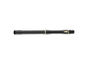 Dye Glass Fiber Barrel Black Gold 15 .688