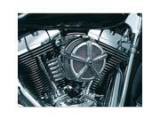 Kuryakyn 9451 Chrome Mach 2 Air Cleaner Assembly Only for Harley 9SIA1PC3V28353