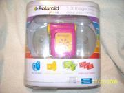 Polaroid Pixie 1.3 MP SD Digital Video Camera - Pink (CSA-00302S)