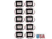 10pc Lithonia ELB4865N LESB1R Emergency Lighting Replacement Batteries