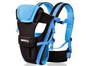 Baby Carries air blue color suitable for 2-24 months baby weight 7.7-33 lb