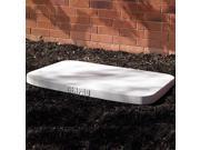 "GenPad Standard 3"" Composite Cement Pad for Generac 8kW-22kW"