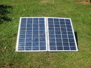 40W Folding poly solar panel system complete kit for 12V multifunctional portable camping home 9SIA2PA1ZK9753