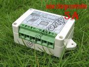 5A solar charge controller solar power controller with timer and light sensor