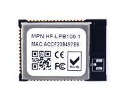 Low Power Embedded Serial to WIFI Module MCU Wireless Module with Antenna HF LPB100 1
