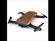 JJRC H47wH Foldable WIFI FPV Drone 4CH Quadcopter w/ 720P Camera G-sensor BROWN