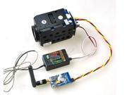 FPV 1/4 700TVL HD 30X Zoom Adjustable Camera NTSC System for RC DIY Multicopter Quadcopter Drone 1.2G/5.8G Telemetry