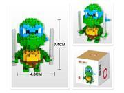 LOZ Anime Diamond Block Plastic Cute Turtle Building Blocks Action Figure Bricks Educational DIY Toy Gifts for Children 9151 9SIA2RP6NX7609
