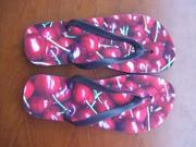 New Flip Flops Sandals Thongs Slippers Open Toe Stylish summer shoes casual beach EVA base flat foam SIZE XL US SIZE 11 12