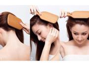 Valuable Bamboo Natural Healthcare Massage Scalp Anti-Static Brush Hair Comb Hair Care Hair Styling Beauty 9SIA2S22041747