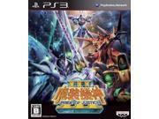 Super Robot Taisen OG Saga: Masou Kishin III - Pride of Justice [JAPAN IMPORT] 9SIA2SN1002075