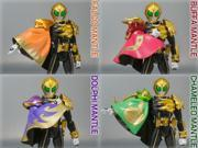 S.H.Figuarts : Masked Rider Wizard Masked Rider Beast Cloaks Set 9SIABMM4T31888