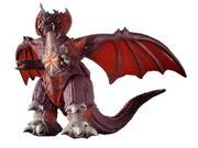 "Godzilla Japanese 9"""" Vinyl Figure Final Wars Destroyah Re-Paint"" 9SIV16A66W6416"