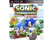 Sonic Generations: Shiro no Jikuu [Japan Import]