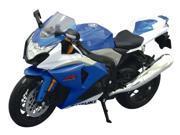 SKYNET 1/12 / Scale Model Motorcycle / SUZUKI GSX R1000 BLUE ( Japanese Import ) 9SIABMM4T30020