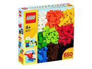 Lego 4+ Basic Bricks - 650 pcs