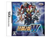 Super Robot Taisen W [Japan Import]