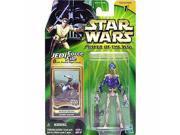 Star Wars Power Of The Jedi Basic Figure Battle Droid Boomer Damage version TOMY version / STAR WARS POTJ BATTLE DROID BOOMER DAMAGE (japan import) 9SIA2SN11M1765