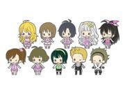 Idolmaster Rubber Strap Collection the Idolm @ Ster Stage2 (Character Strap) BOX