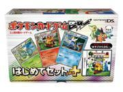 Pokemon Card Game BW Black & White Beginner's Set Plus