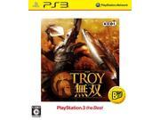 Troy Musou [PS3 the Best Version] [Japan Import]