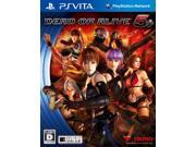 "Psvita Dead or Alive 5 Plus (Included with """" Tina ""Cheerleader Costume Ayane Download Serial"", ""Haze"" Inclusion Benefits Edition)(japan Import)"