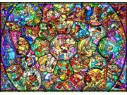 Disney Stained Art [1000P] All Stars Stained Glass (DS-1000-764) 9SIA2SN4WU7238
