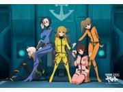 Space Battleship Yamato 2199 300 piece YAMATO GIRLS 300-761 (japan import) 9SIA2SN4WU5735