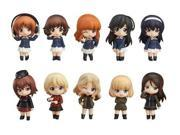 Nendoroid Petit Girls u0026 Panzer ( non-scale ABS u0026 PVC painted action figure trading 12 pieces BOX) 9SIA2SN3G48349