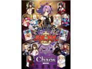 Chaos TCG Booster Pack hero * Senki GOLD BOX