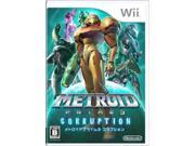 Metroid Prime 3: Corruption [Japan Import]